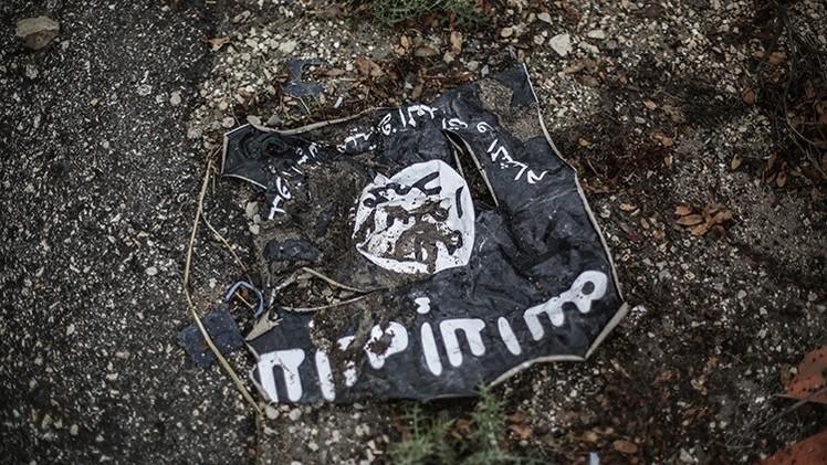 El Estado islámico libera en Irak a decenas de retenidos por la quema de su bandera