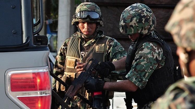 En México detienen al presunto líder del cartel de los Zetas