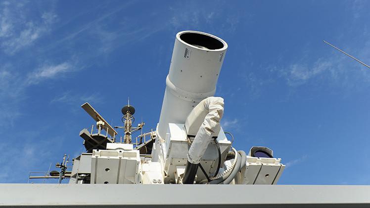 Descubra el verdadero potencial del láser de combate de la Marina estadounidense