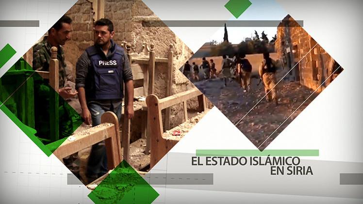 Fuera de cuadro:  El Estado Islámico en Siria