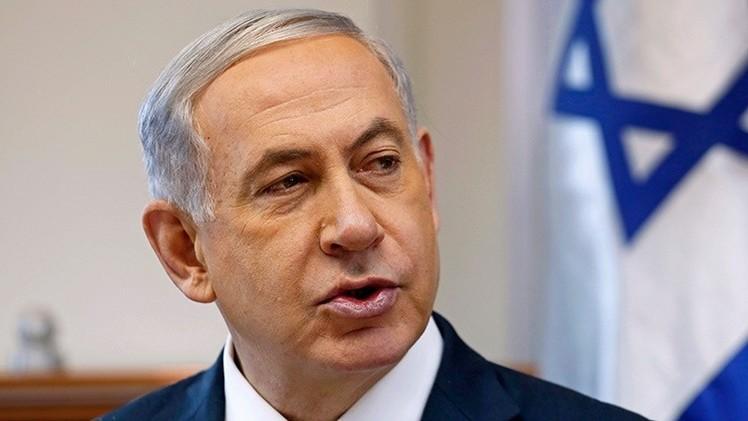 """Netanyahu: """"Israel no va a permitir que sus militares sean juzgados en La Haya"""""""