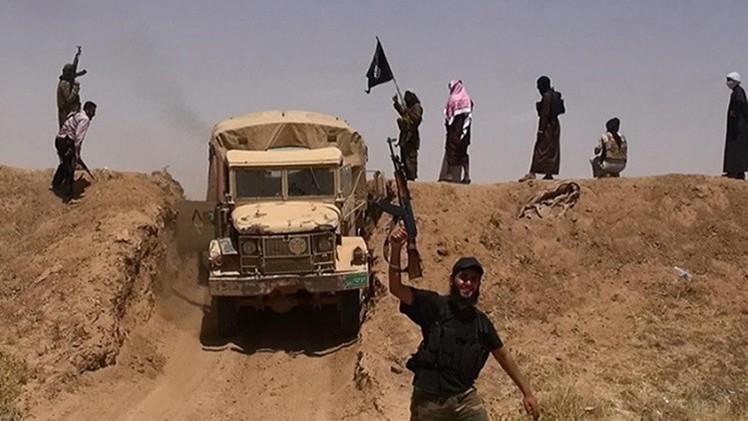 El Estado Islámico pretende apoderarse de aldeas libanesas en la frontera con Siria