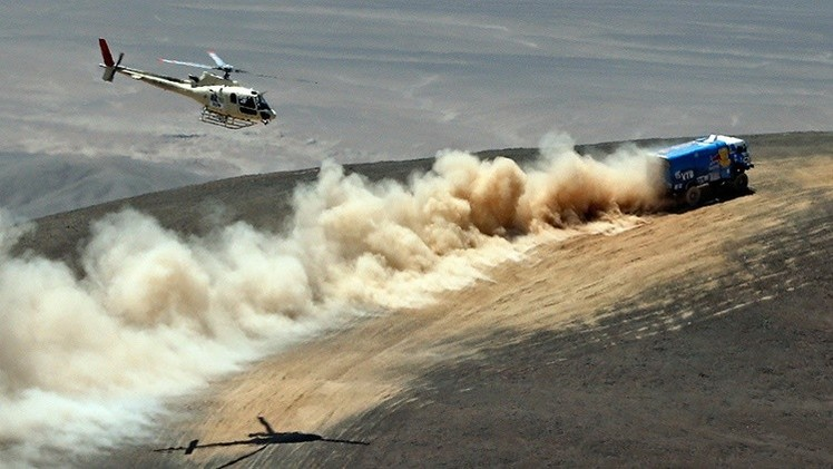 Actualidades sobre el Dakar 2015 en América Latina, el rally más duro del planeta