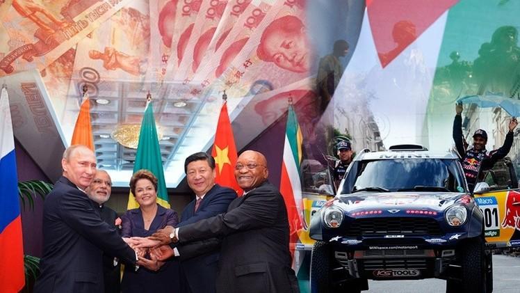 Balance semanal: Pesadilla para el dólar y más protagonismo para el BRICS en 2015
