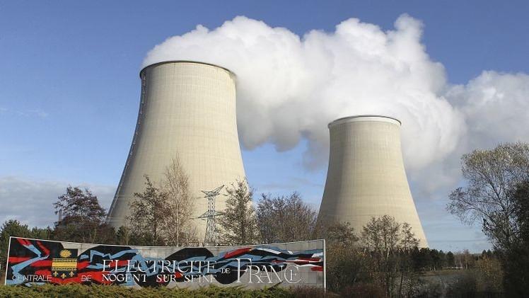 Aparato no identificado sobrevuela una planta nuclear en el norte de Francia