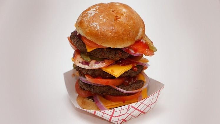 Uno de cada cuatro obesos es inmune a los efectos de la comida basura