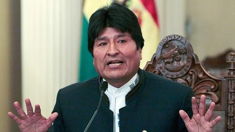 Evo Morales acusa a la CIA de infiltrarse en su partido MAS para dividirlo desde dentro
