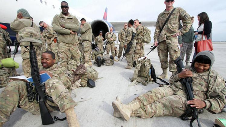 La tragedia de las Fuerzas Armadas de EE.UU.: No las toman en serio