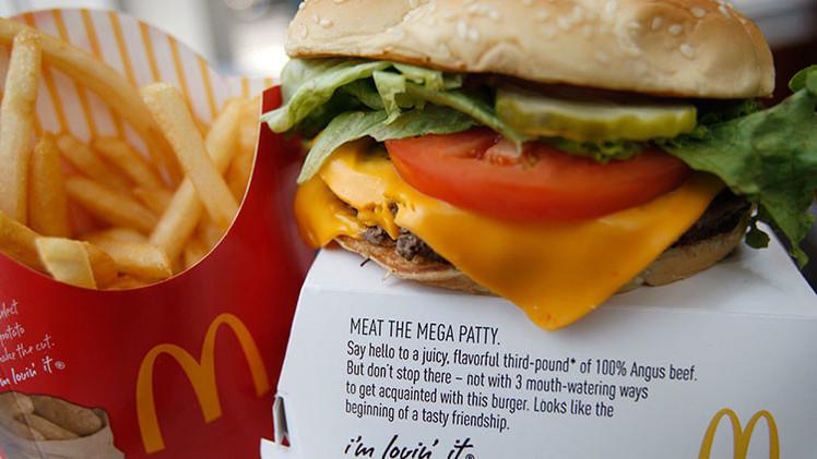 10 secretos que los restaurantes de comida rápida esconden a sus consumidores