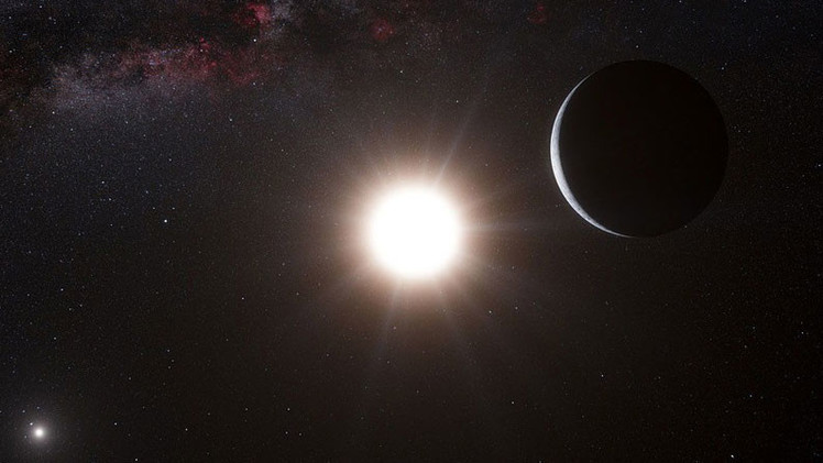 Revelan fórmula para 'fabricar' planetas similares a la Tierra