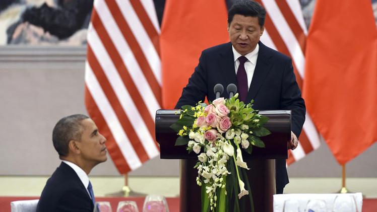 Analista estadounidense: China podría encabezar el mundo sin EE.UU.