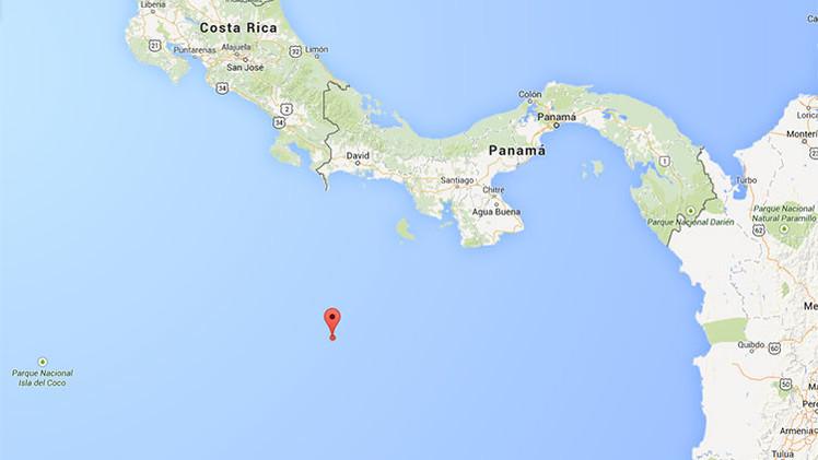 Un fuerte sismo de magnitud 6,6 sacude la costa pacífica de Panamá