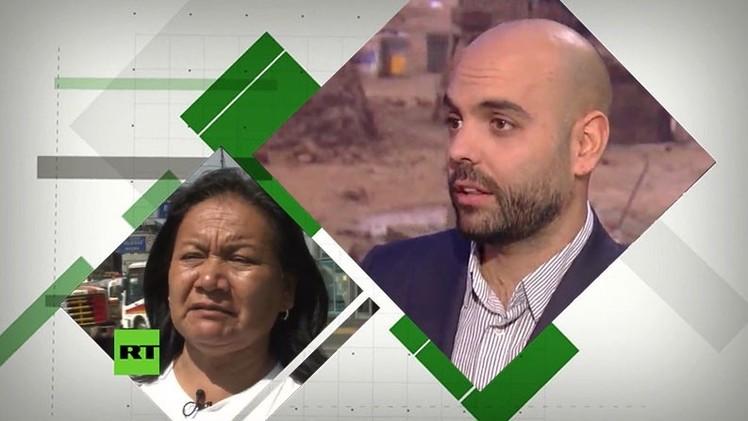 "Fuera de cuadro: ""Esclavitud moderna"" en Perú"