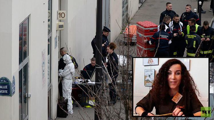 """Superviviente del ataque en París: """"Yo tecleé el código de acceso a los terroristas"""""""