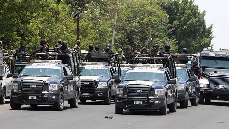 México: Publican el video de los enfrentamientos de Apatzingán
