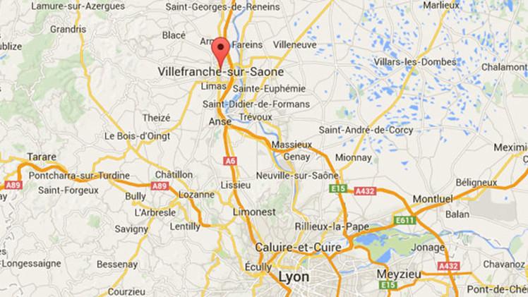 Explosión cerca de una mezquita en el este de Francia