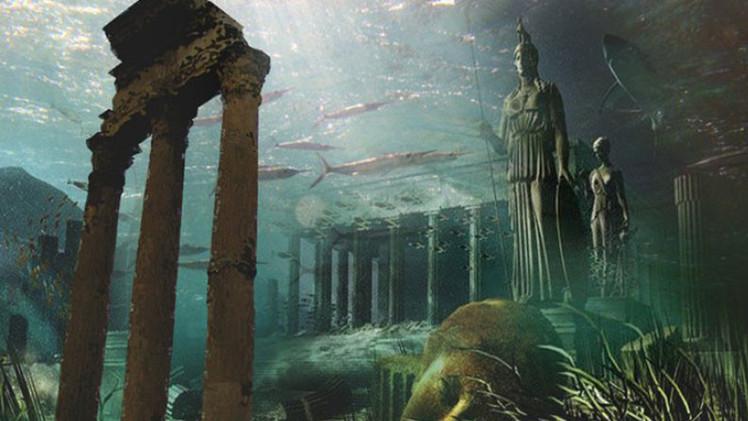 Arqueólogos descubren posibles evidencias de la existencia de la Atlántida
