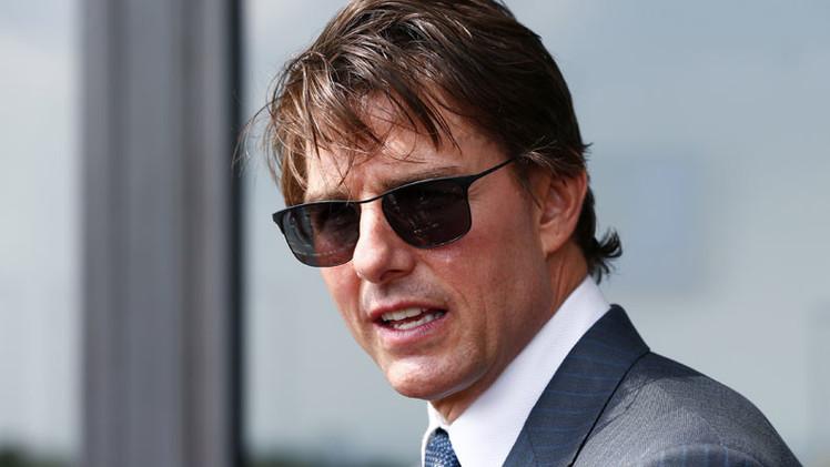 'Misión Imposible': Tom Cruise se prepara para el fin del mundo