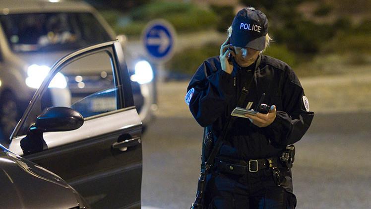 Se reporta la explosión de un vehículo cerca de París