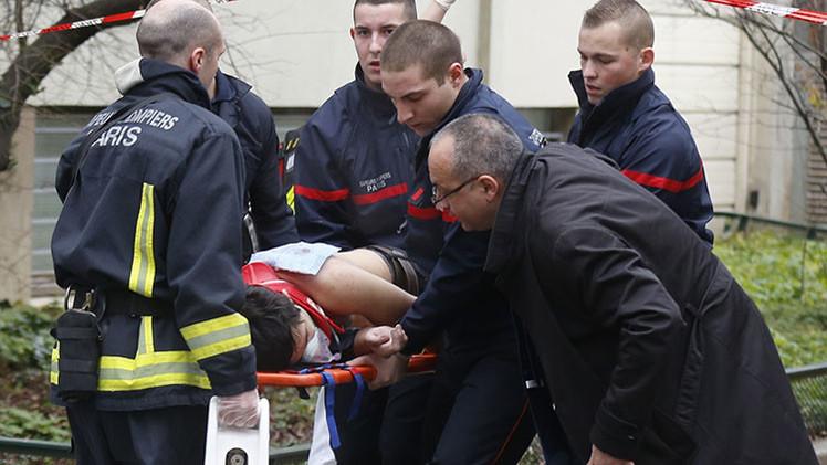 """""""La tragedia de París es para Francia lo que el 11-S fue para EE.UU."""""""