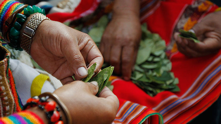 Bolivia regalará coca a los espectadores del Dakar