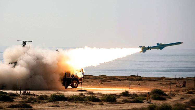 La auténtica 'Cúpula de Hierro': Irán despliega su propio sistema antimisiles