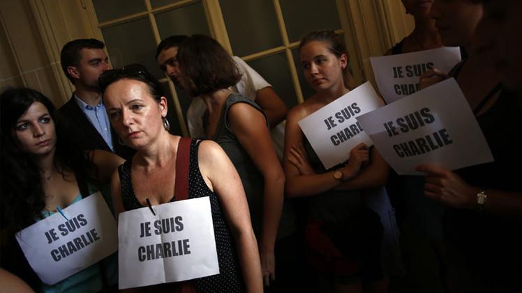 """Sobrevivientes del ataque a 'Charlie Hebdo': """"No querían matar a las mujeres"""""""