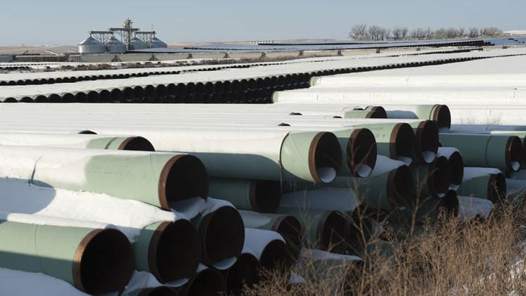 EE.UU.: Un tribunal levanta el veto para el proyecto Keystone