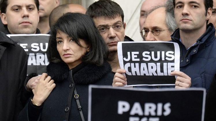 """""""La República, culpable"""": Novia de editor muerto en asalto a 'Charlie Hebdo' dice que se pudo evitar"""