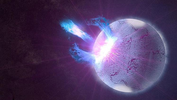 """""""Olvídense de la materia oscura"""": Científicos descubren novedad en estrellas de neutrones"""