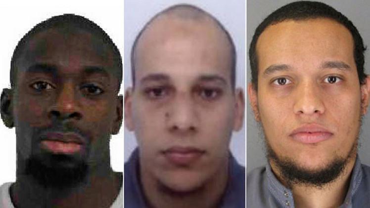 Los terroristas de París contaron en televisión a qué grupos radicales pertenecían