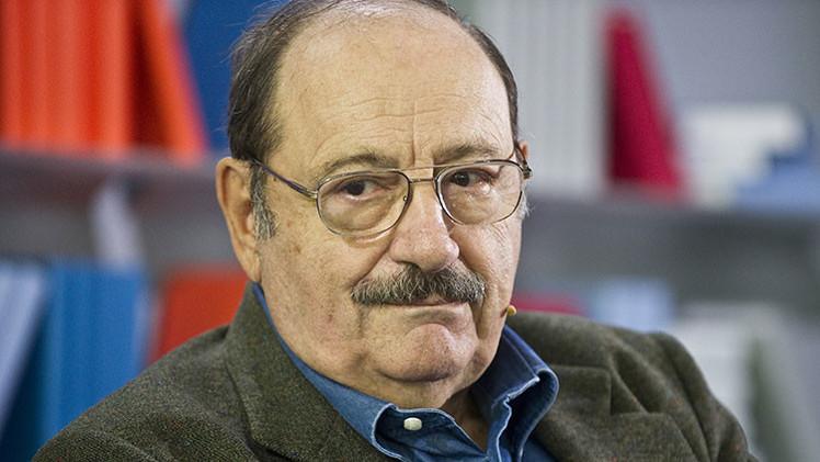 """Umberto Eco: """"El Estado Islámico es el nuevo nazismo"""""""