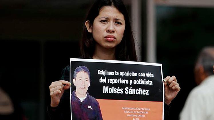 Medios mexicanos: Periodista desaparecido fue asesinado por policías por instrucción del alcalde
