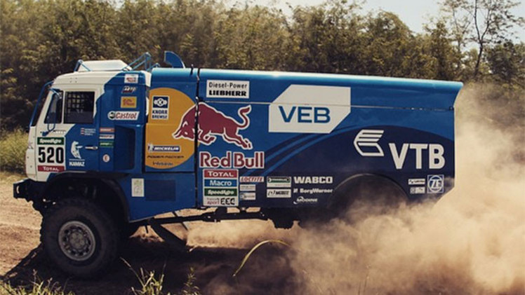 Sexta etapa del Dakar 2015: los Kamaz rusos se adueñan del podio en camiones