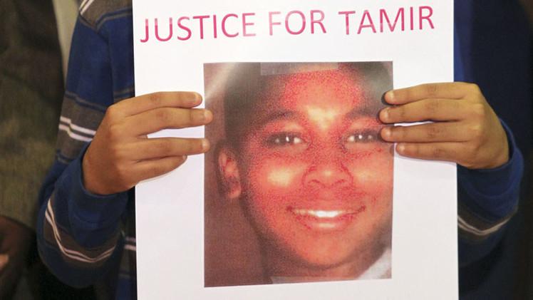 Indignante: Publican nuevo video de la actuación policial contra el niño tiroteado en Cleveland