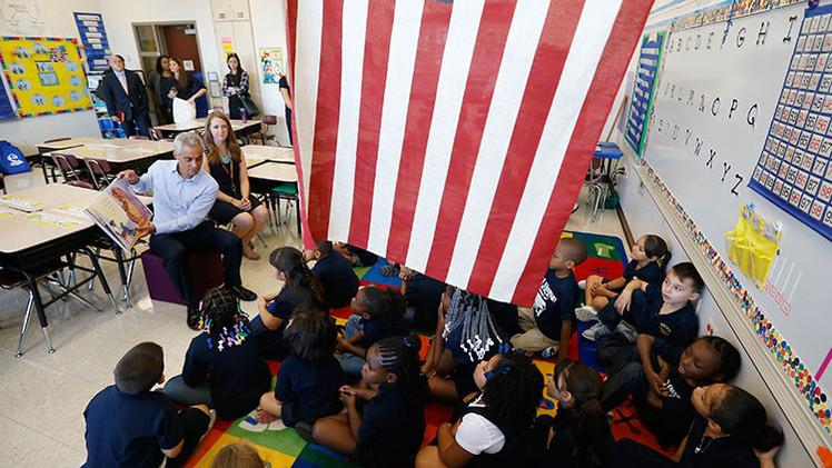 Tres alumnas de primaria de EE.UU. planearon asesinar a su profesora
