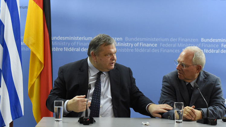 Grecia podría exigir a Alemania la deuda de la Segunda Guerra Mundial