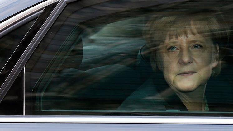 """""""Angela Merkel está impotente ante la situación de Grecia"""""""