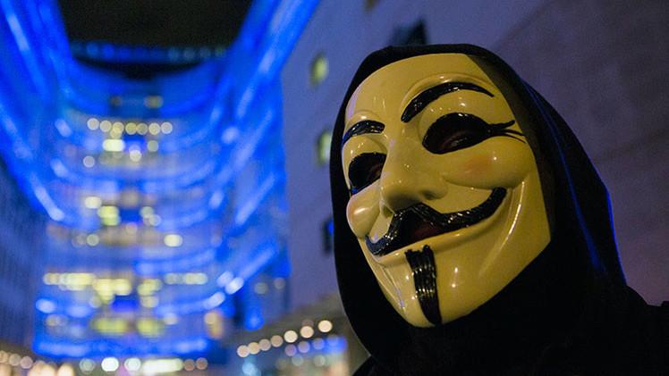 Anonymous se cobra su primera víctima en la operación contra las webs yihadistas