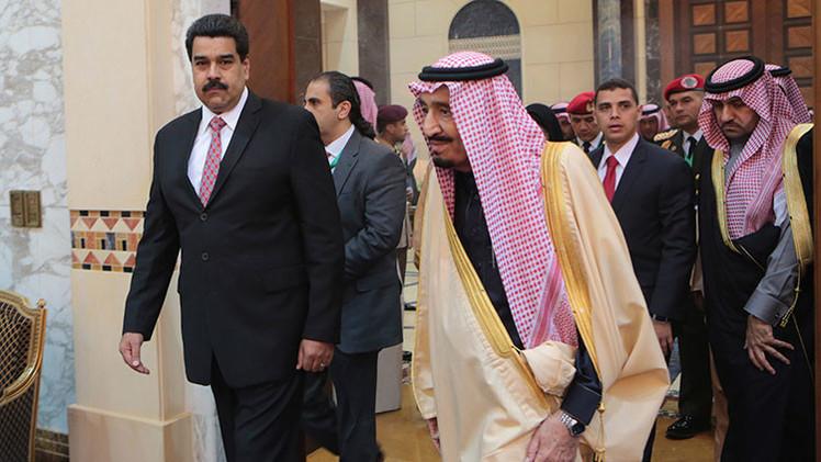 Venezuela y Arabia Saudita cooperan para estabilizar los precios del petróleo