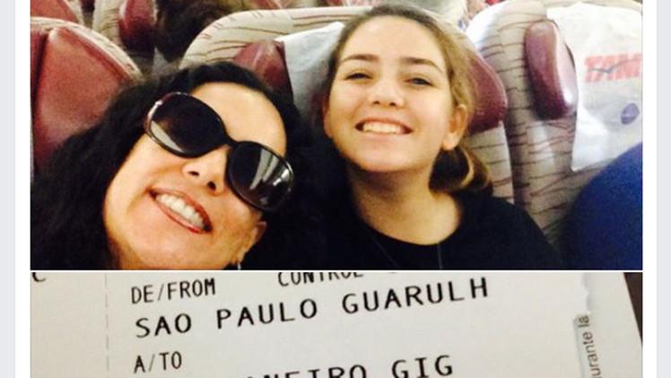 Alejarse de la crisis: hija del alcalde de Acapulco disfruta de un viaje en plena crisis de Guerrero