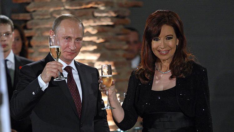 """""""2014 pasará a la historia de las relaciones entre Rusia y América Latina"""""""