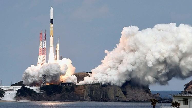 Japón lanza un proyecto espacial 'antichino' con fines militares
