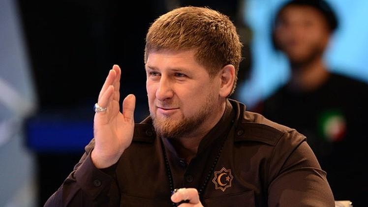 El líder checheno denuncia el doble rasero de Occidente y la UE con el terrorismo