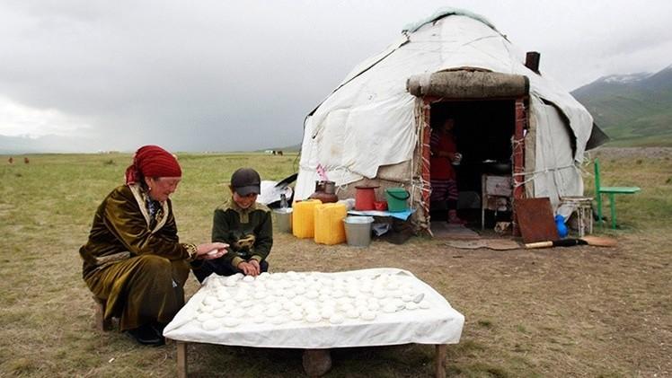 El error de un periodista da pie a la 'fundación' de un nuevo país: Kyrzbekistan