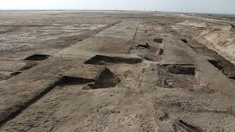 Descubren en Sinaí una antigua fortaleza egipcia que data de 3.000 años