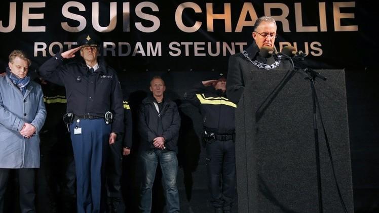 """Alcalde de Rotterdam: A los musulmanes que odian la libertad """"que les den"""""""