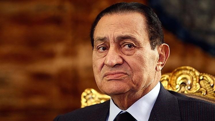 Egipto: Ordenan repetir el juicio por malversación de fondos contra el expresidente Mubarak