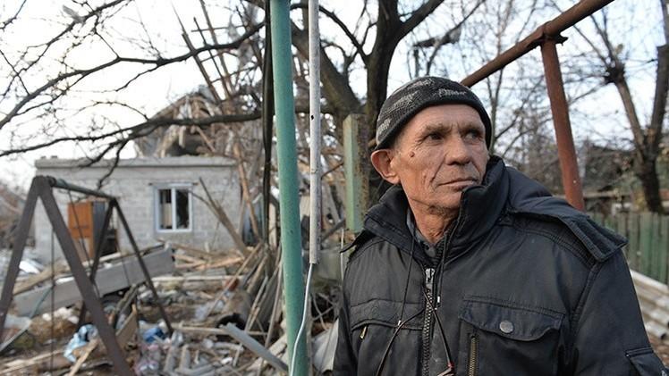 Rusia abre una causa penal por hechos de genocidio contra ciudadanos de habla rusa en Ucrania