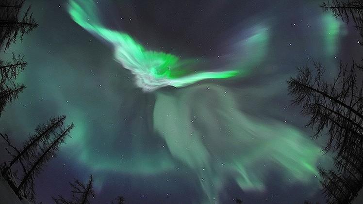 ¿Las mejores fotos de auroras boreales jamás vistas?